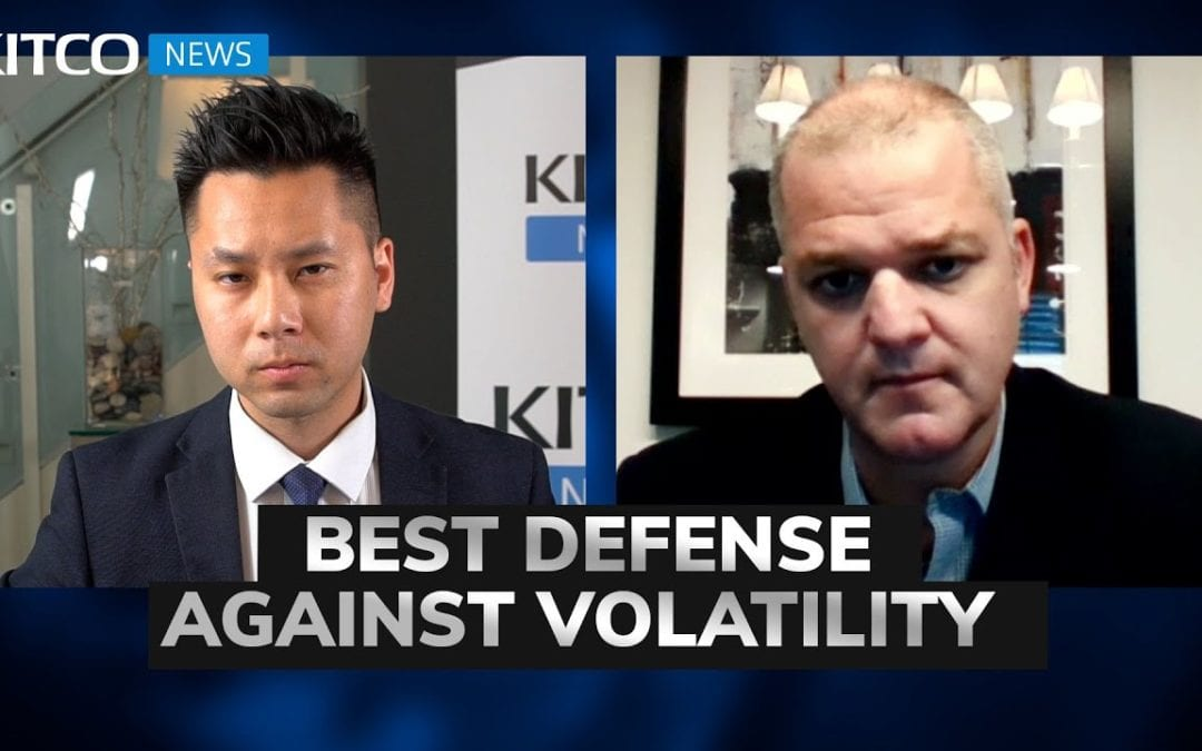 Gold, bitcoin as best defense against coming volatility, says ex-Goldman Sachs trader