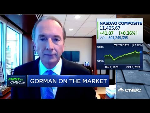 Need to get this economy back on track and need stimulus to do it: Morgan Stanley CEO