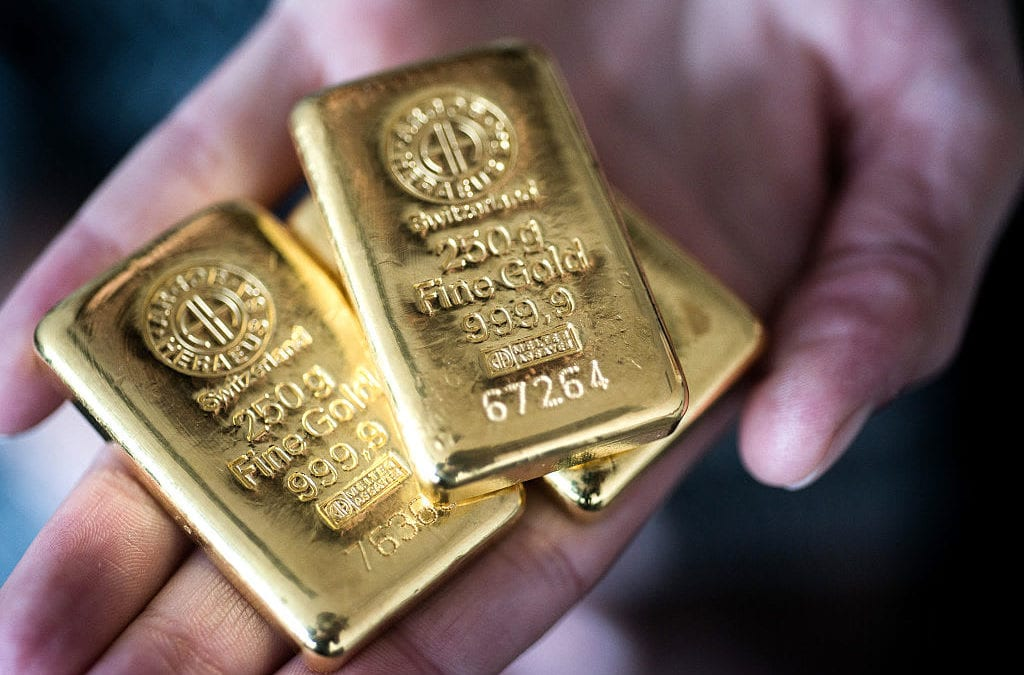 Jim Cramer: Gold is flashing signs 'you want to see in a chart'