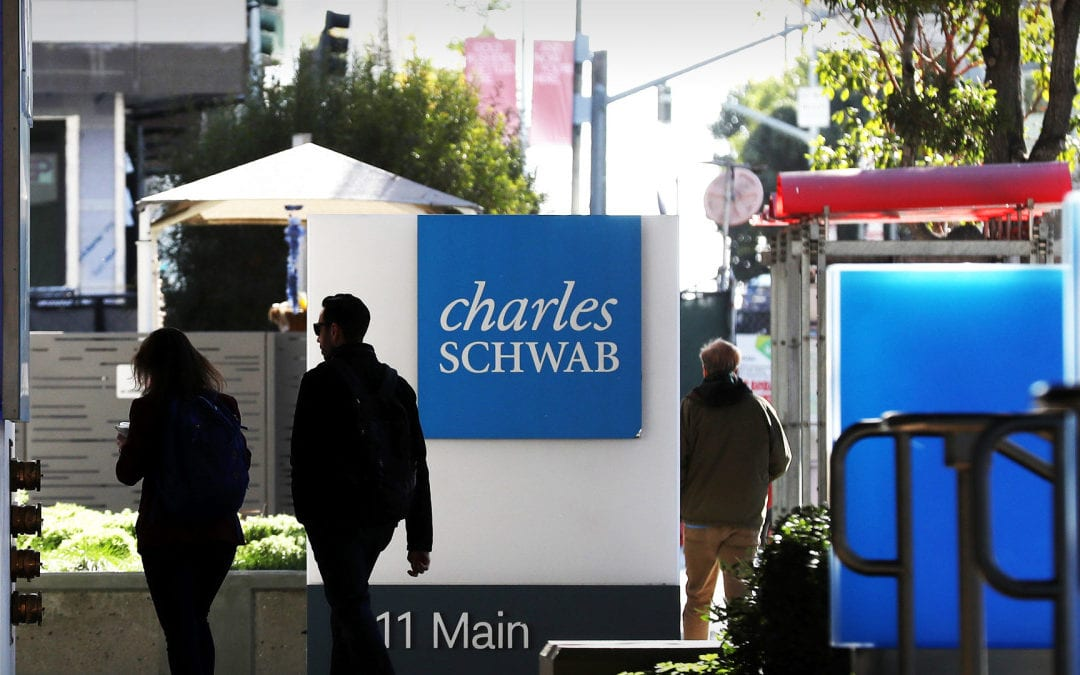 Schwab, Vanguard, Other Brokerages Suffer Outages as Investors Rush to Trade on Pfizer Vaccine News