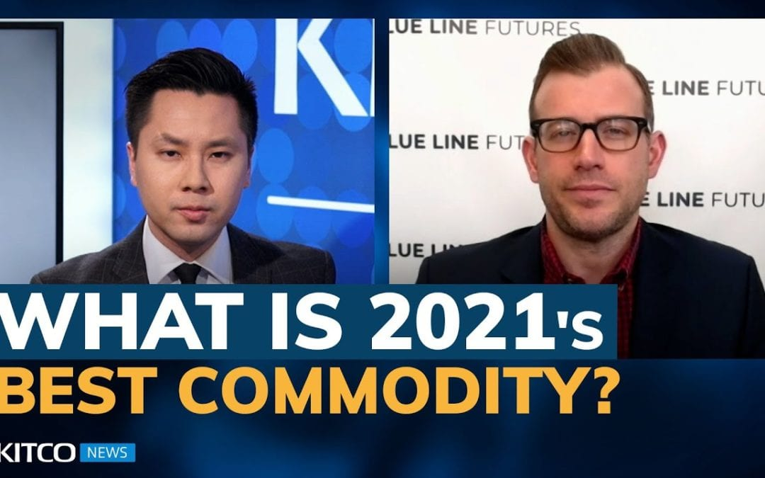 Kitco NEWS: 'Gold is going to be outpaced by silver and platinum' – Bill Baruch