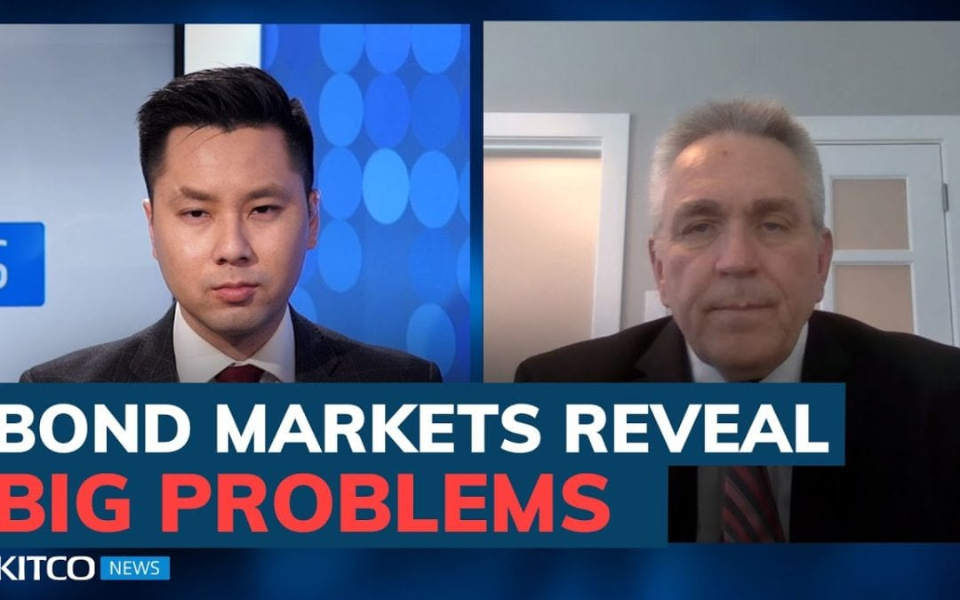 Kitco NEWS: Markets tank again; 'We're headed for a real disaster' – Todd Horwitz