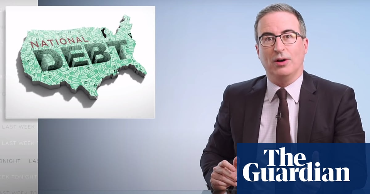 the-guardian:-john-oliver-on-the-us-national-debt:-'i-actually-have-some-good-news-for-you'