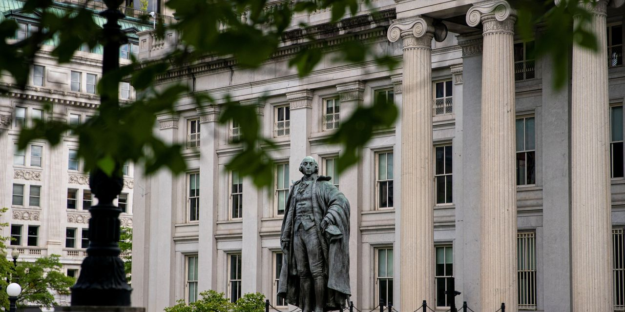 treasury-expects-to-borrow-$1.3-trillion-over-second-half-of-fiscal-2021