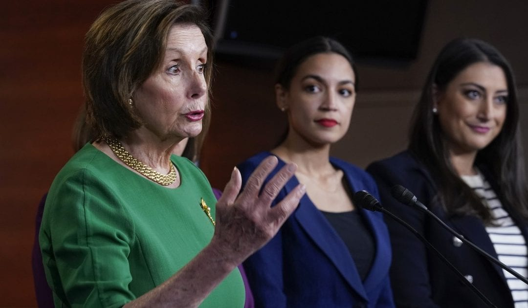 House Democrats dismiss skyrocketing inflation at event announcing new economic fairness panel