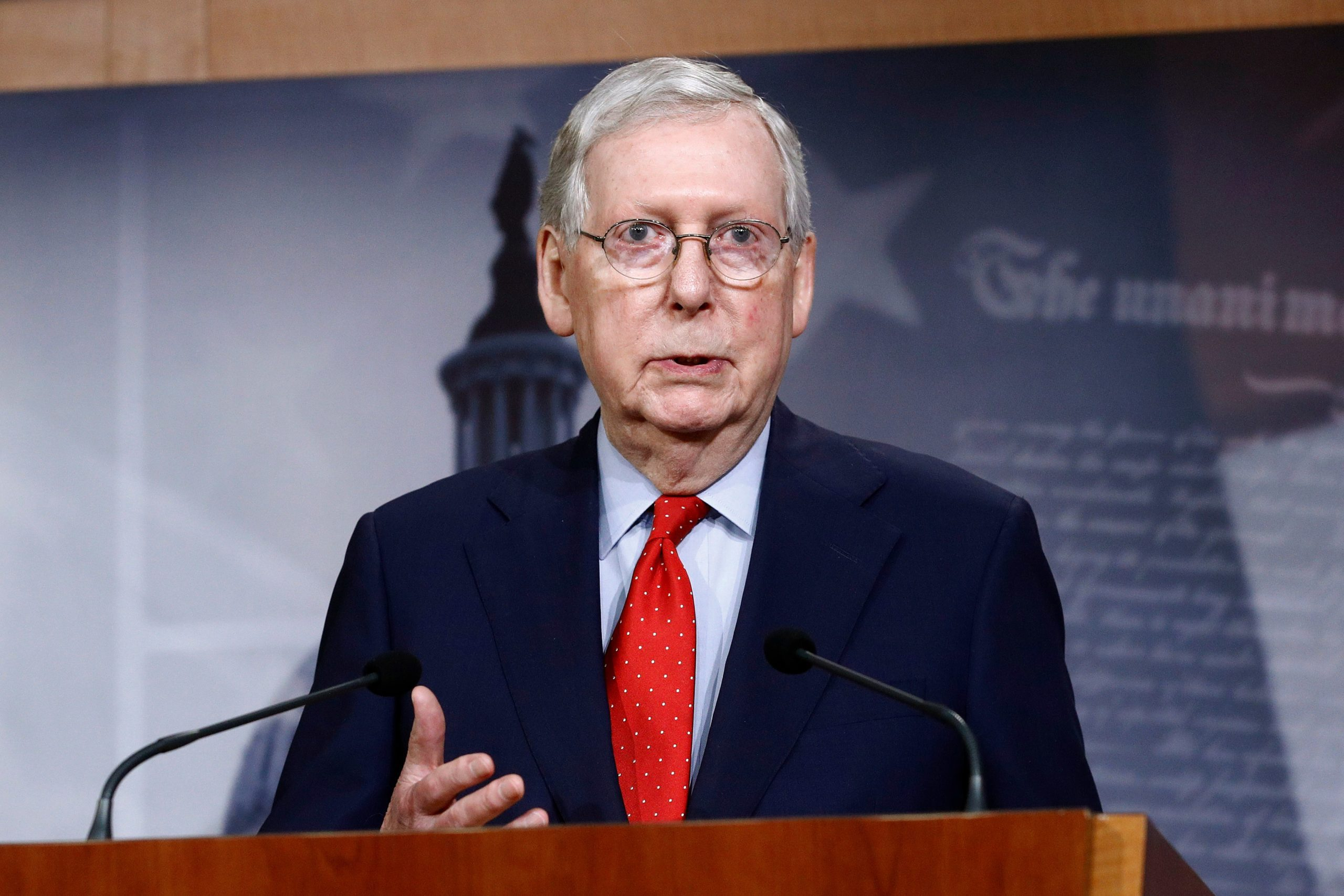 mcconnell-lauds-bill-clinton's-treasury-secretary-for-hyperinflation-warning