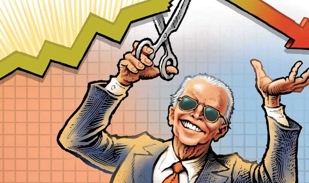 Opinion | The Inflation Tax on Capital