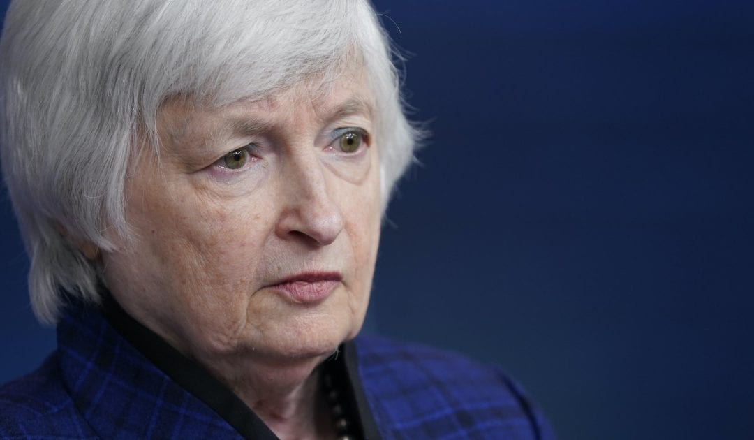 Yellen predicts 'several more months of rapid inflation'