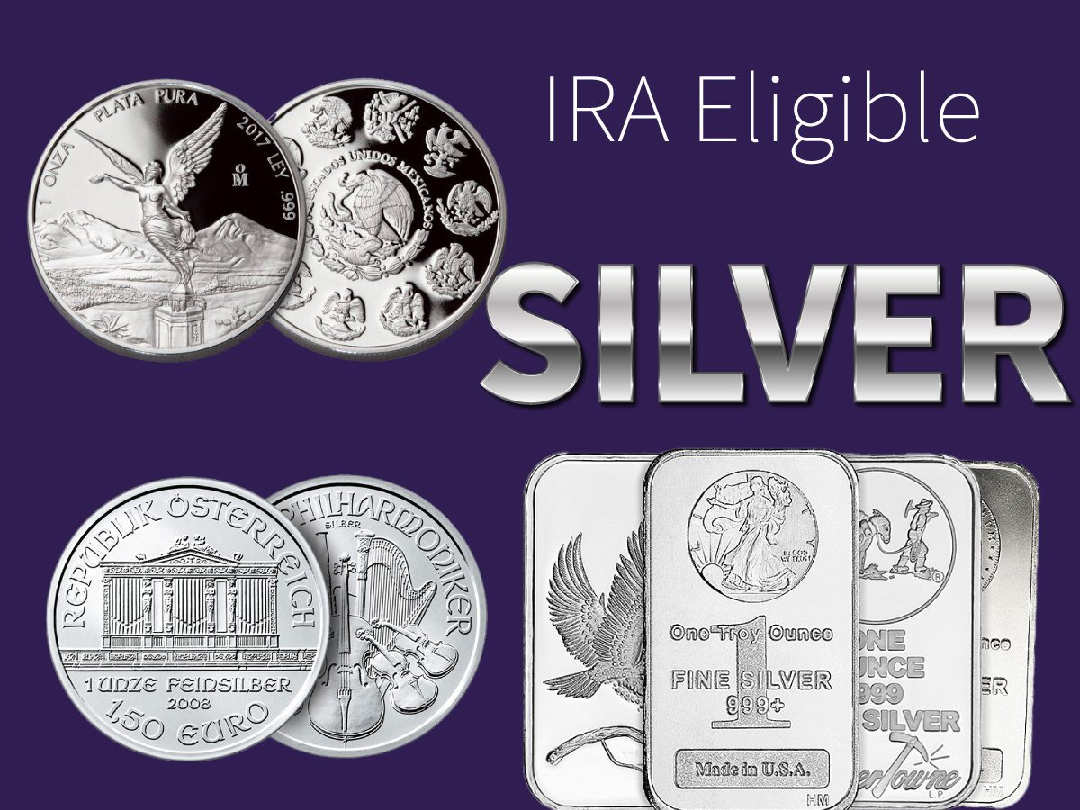 IRA Eligible Silver