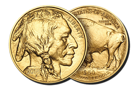 American Buffalo Gold coin eligible for self-directed IRA investments