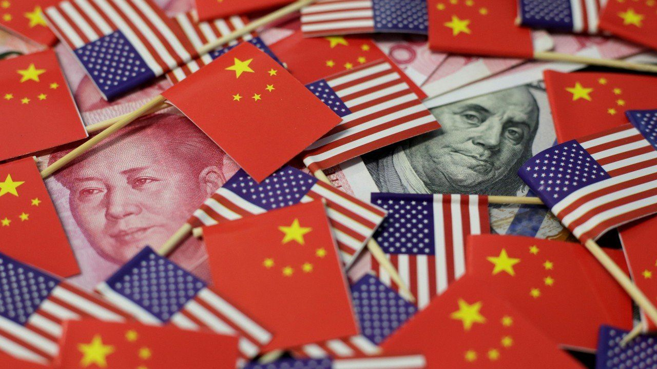 China says US currency manipulator labeling could cause chaos