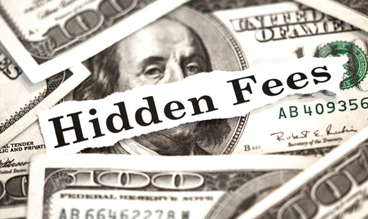 Watch out for hidden fees often involved with annuities