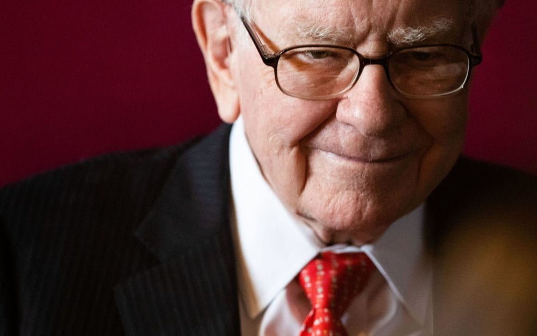 Investors should be wary of Warren Buffett's crash warning